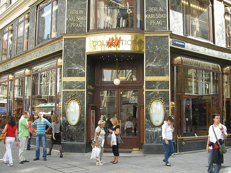 H6m online shop