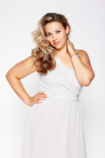 beautiful plus size woman