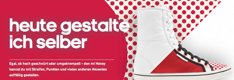 Screenshot adidas.de