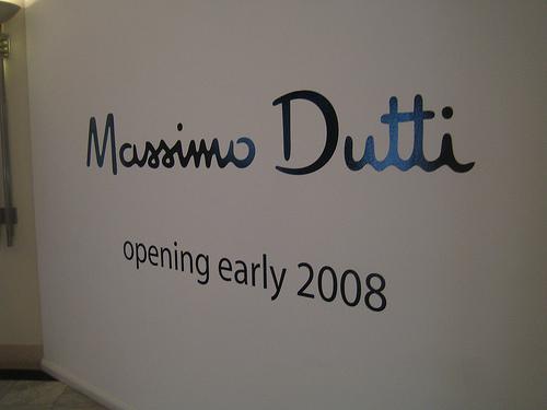 Massimo Dutti Shop Logo