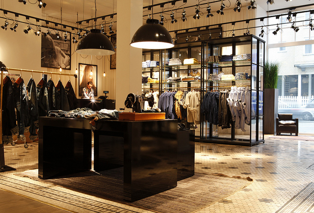 scotch adn soda shop inside