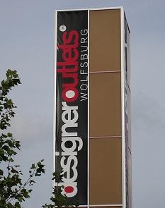 wolfsburg outlet center