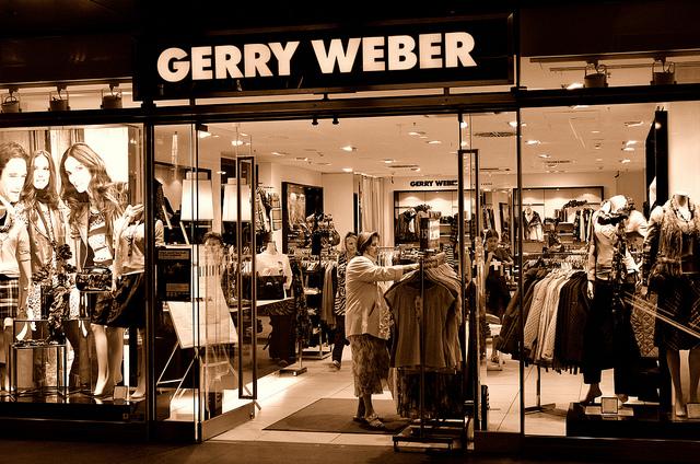 Gerry Weber Lagerverkauf