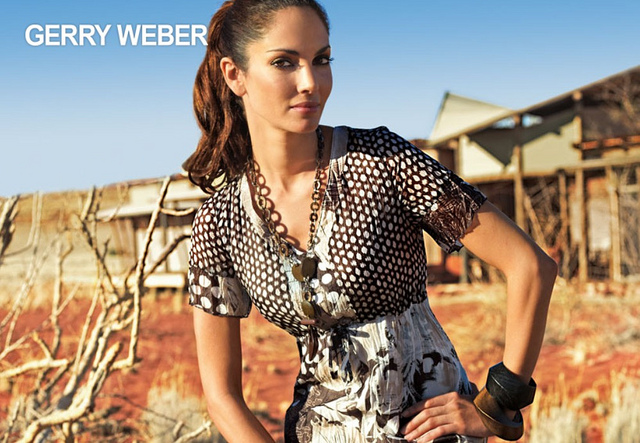 gerry weber model