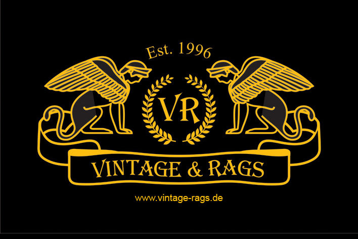 vintage and rags logo