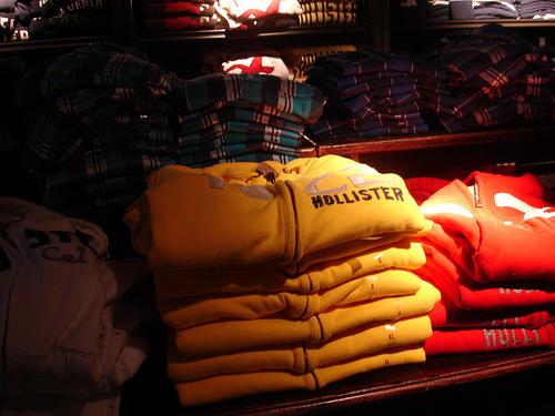 hollister fashion