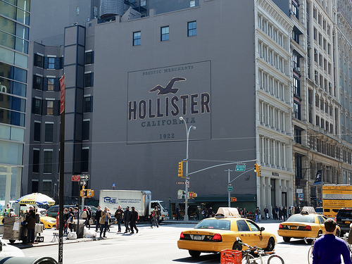 Hollister Outlet New York
