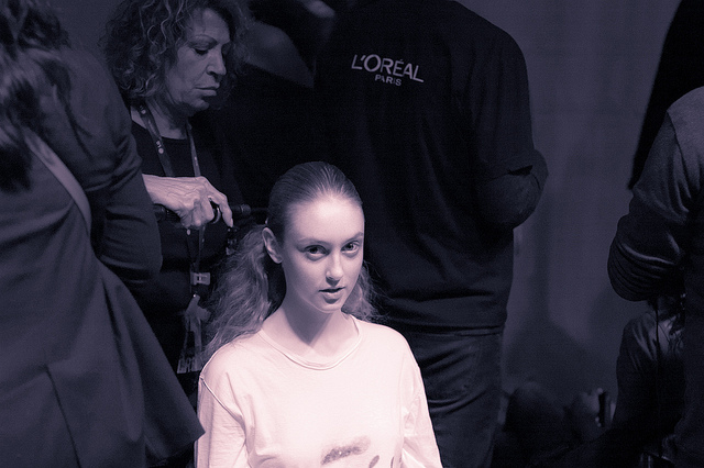 fashionweek von lg