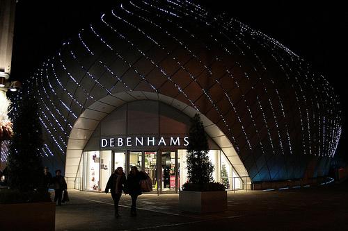 Debenhams Late Night Shopping