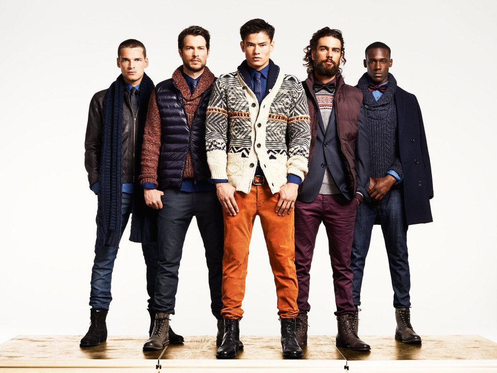 We Fashion Men