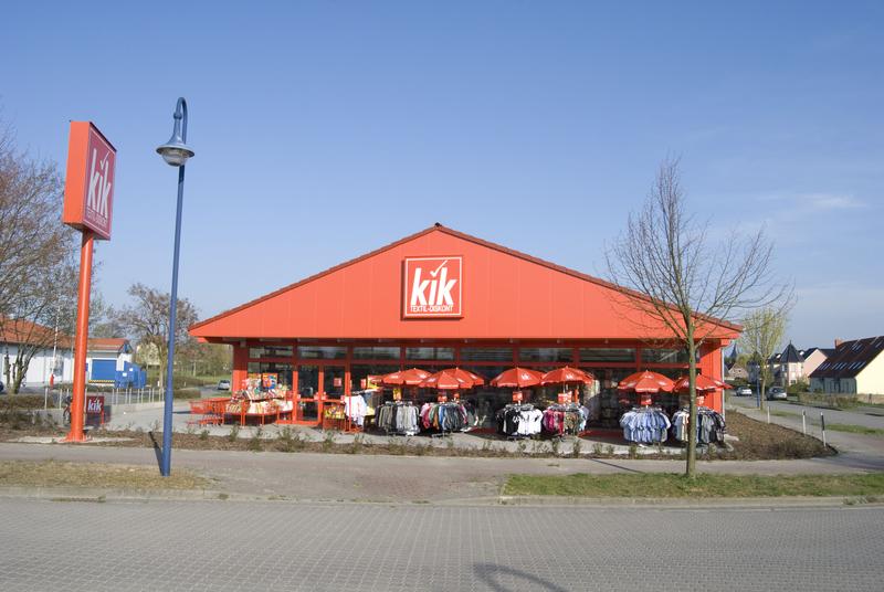 kik filiale deutschland
