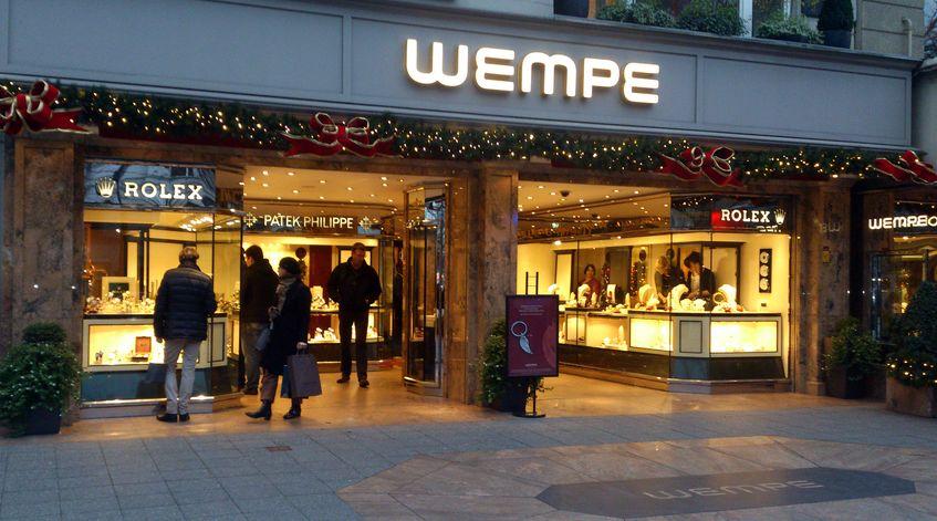 wempe shop